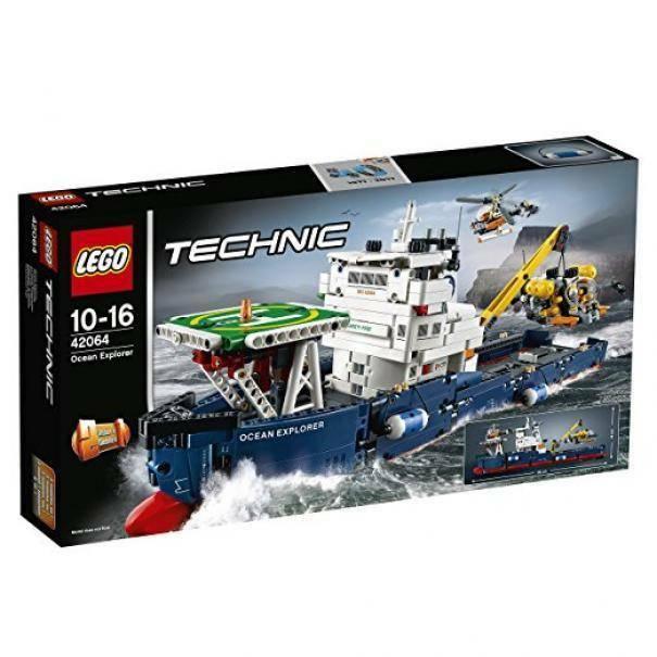 lego esploratore oceanico lego technic