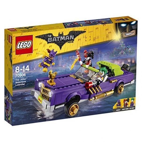 lego la famigerata lowrider di the joker lego batman 70906