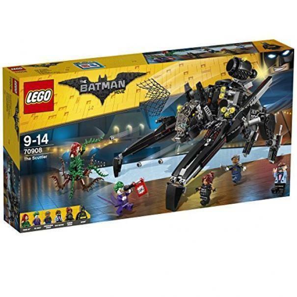 lego scuttler batman lego 70908