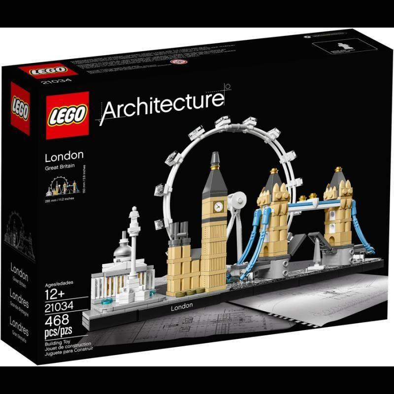 lego londra lego architecture 21034