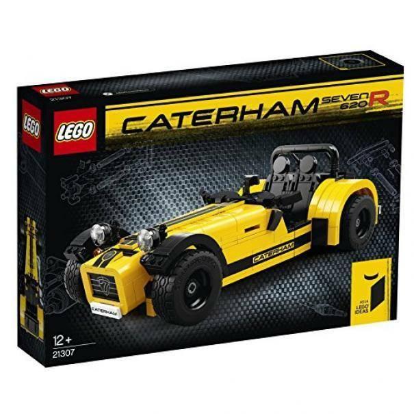 lego caterham seven 620r lego 21307