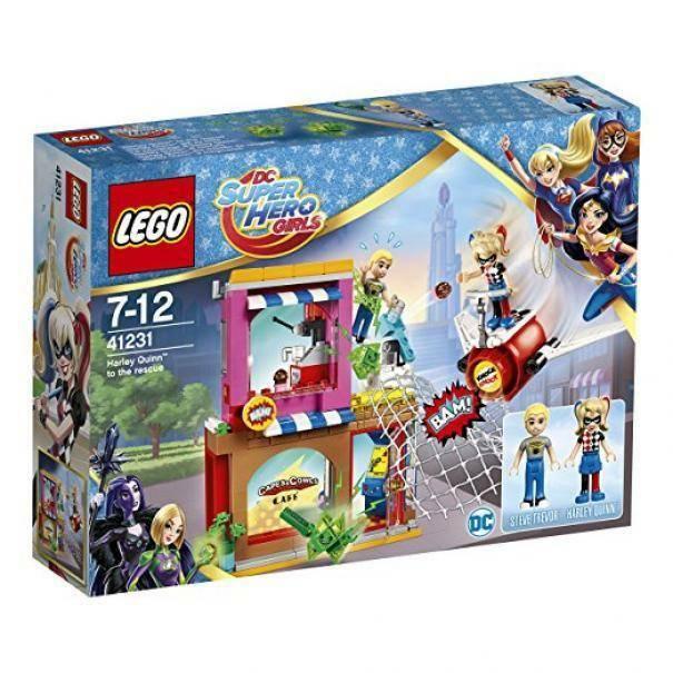 lego harley quinn al salvataggio lego sh 41231