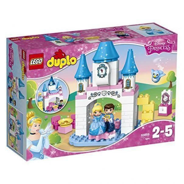 lego lego il castello magico di cenerentola