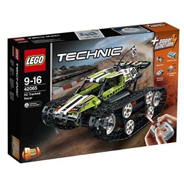 lego racer cingolato telecomandato lego 42065