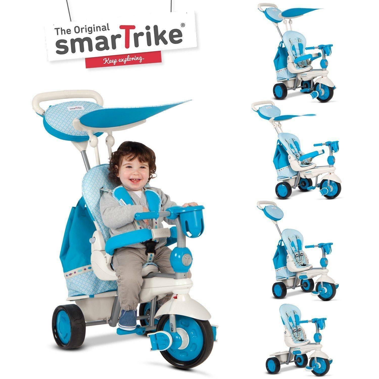 giocheria giocheria triciclo smart trike turchese