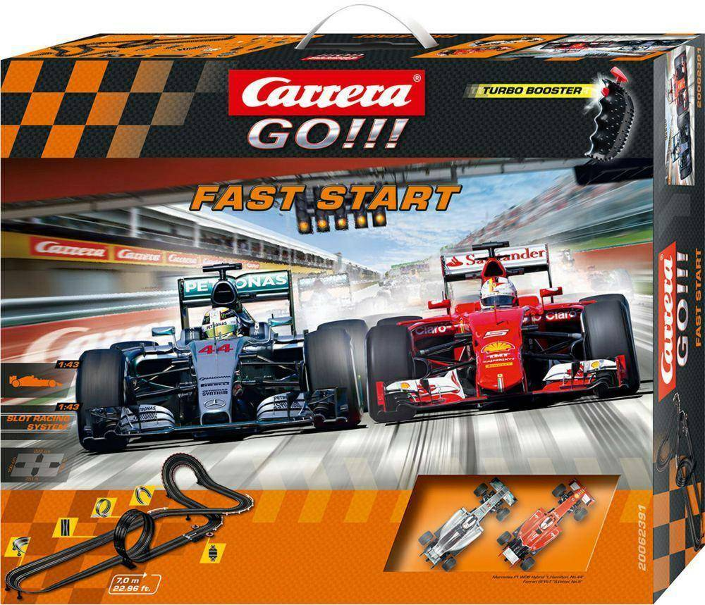 carrera carrera pista speed run ferrari formula1