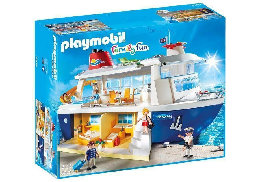 playmobil playmobil nave da crociera