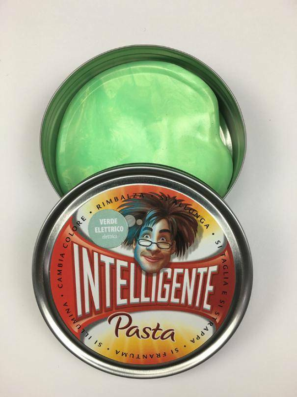 pasta intelligente pasta intelligente verde elettrico