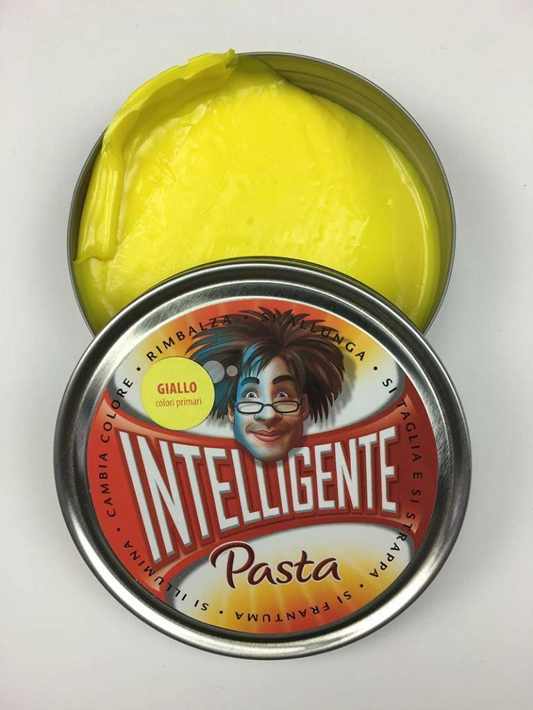 pasta intelligente pasta intelligente giallo
