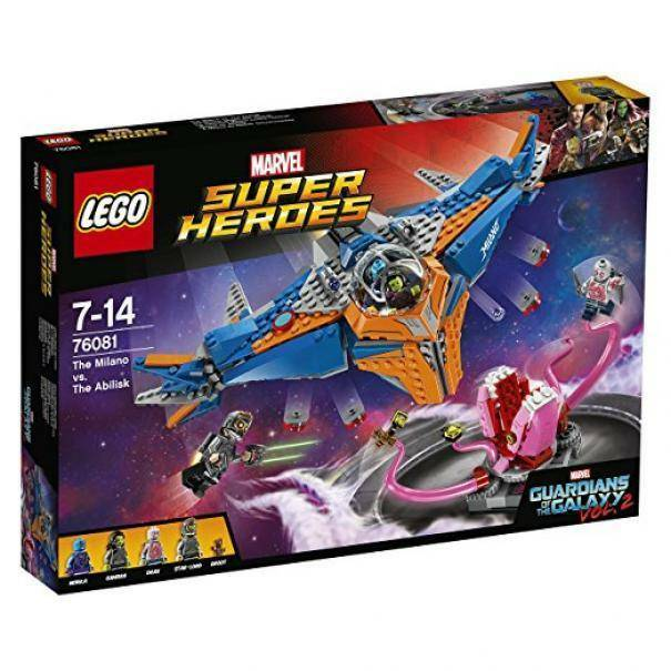 lego la milano contro labilisk lego super heroes