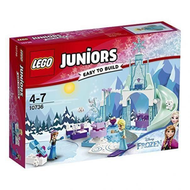 lego lego il castello di ghiaccio di elsa