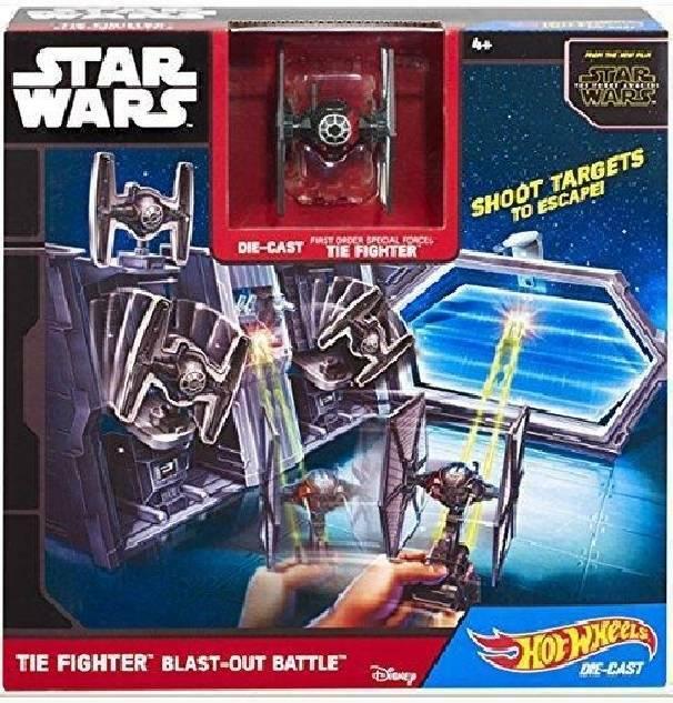 mattel mattel hot wheels star wars navicella spaziale