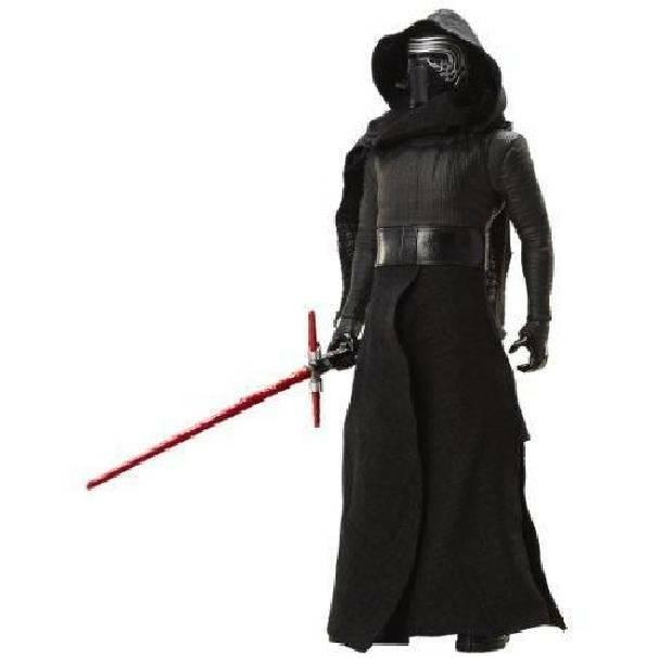 giochi preziosi giochi preziosi star wars lead villain personaggio 80 cm