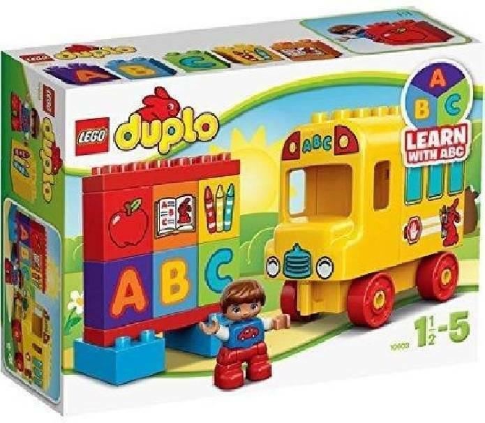 lego lego duplo il mio primo autobus