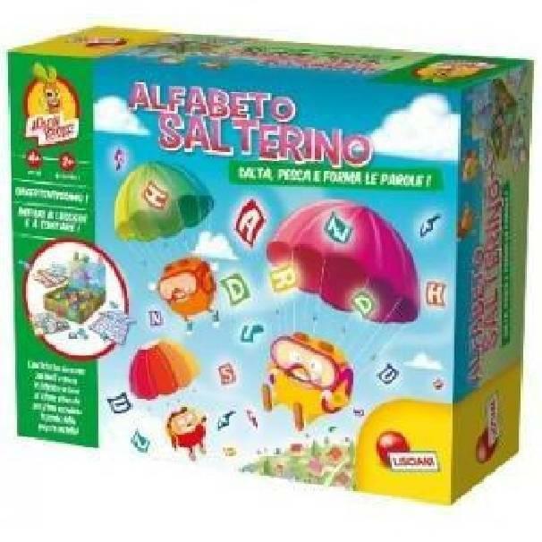 lisciani giochi lisciani giochi alfabeto salterino