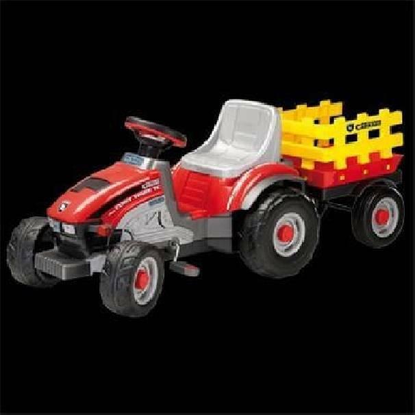 peg perego peg perego trattore mini tony tigre pedali