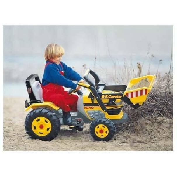 peg perego peg perego trattore maxi excavator