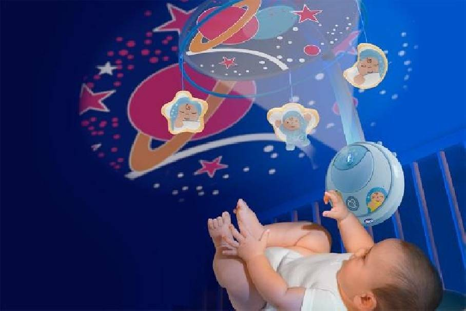 chicco chicco giostrina magie di stelle azzurro
