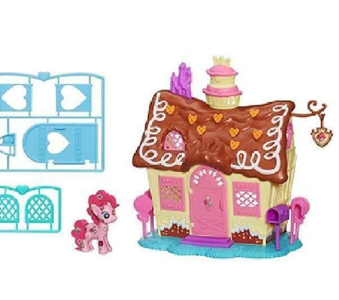 hasbro - mb hasbro - mb my little pony la pasticceria di pinkie pie