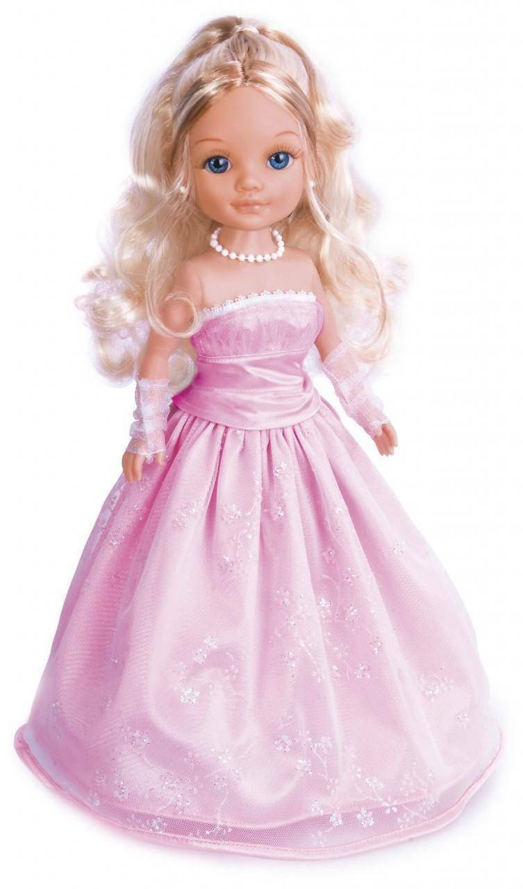 famosa famosa bambola nancy principessa