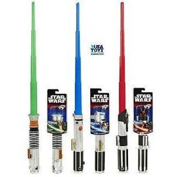hasbro - mb hasbro - mb star wars spada laser