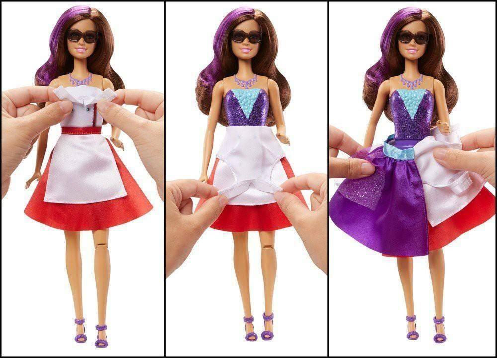 mattel mattel bambole amiche agenti segrete