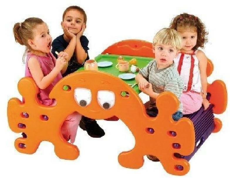 famosa famosa tavolo dondolo mesa picnic fantasmas