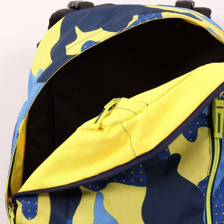 seven zaino reversibile seven color camuflage