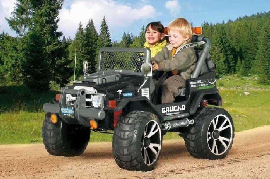 peg perego peg perego jeep fuoristrada gaucho superpower