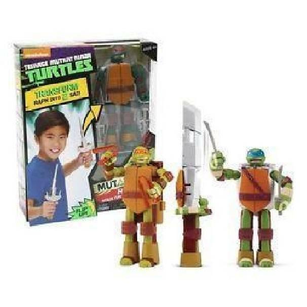 giochi preziosi giochi preziosi personaggi tartarughe ninja super deluxe mutation
