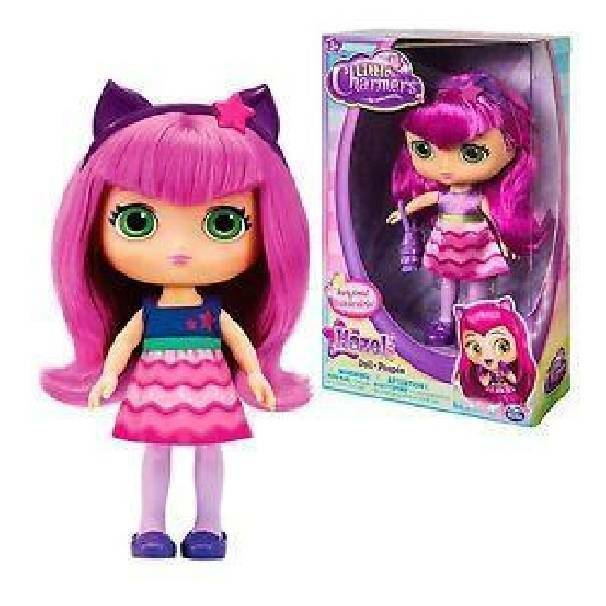 spinmaster spinmaster bambola little charmers