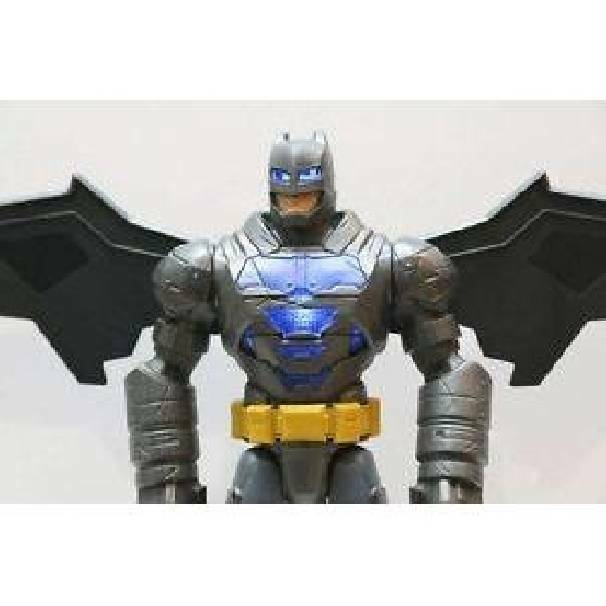 mattel mattel batman action figure con armatura