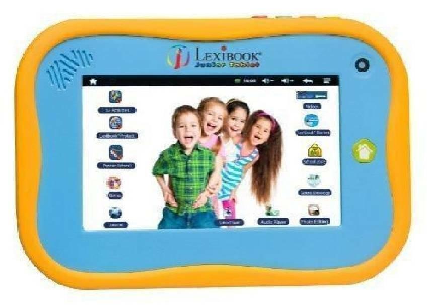 lexibook tablet lexibook tabloid junior