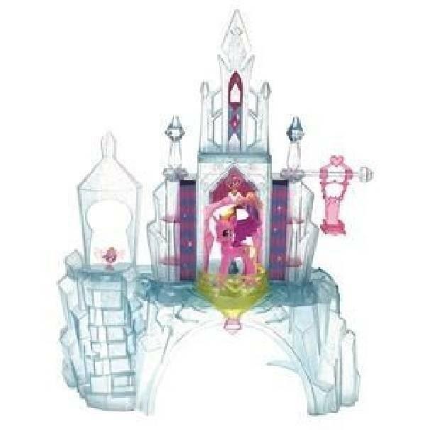 hasbro - mb hasbro - mb il castello di cristallo my little pony