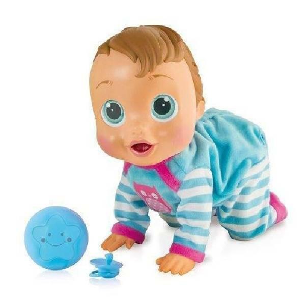 imc toys imc toys baby wow bebe' interattivo