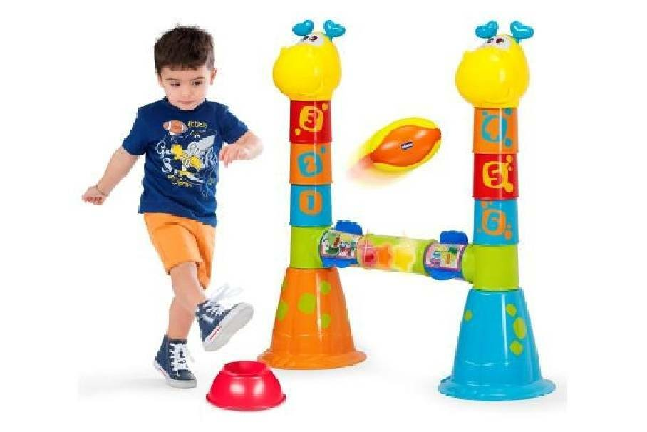 chicco chicco jungle rugby fit & fun