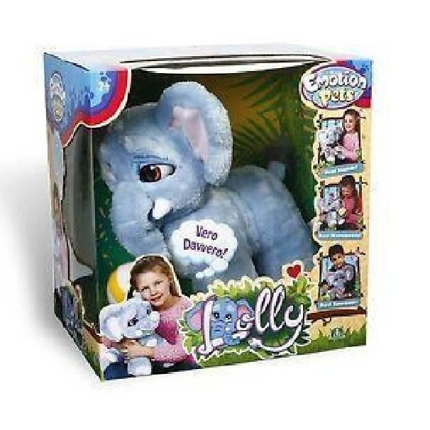 giochi preziosi giochi preziosi lolly l'elefantino