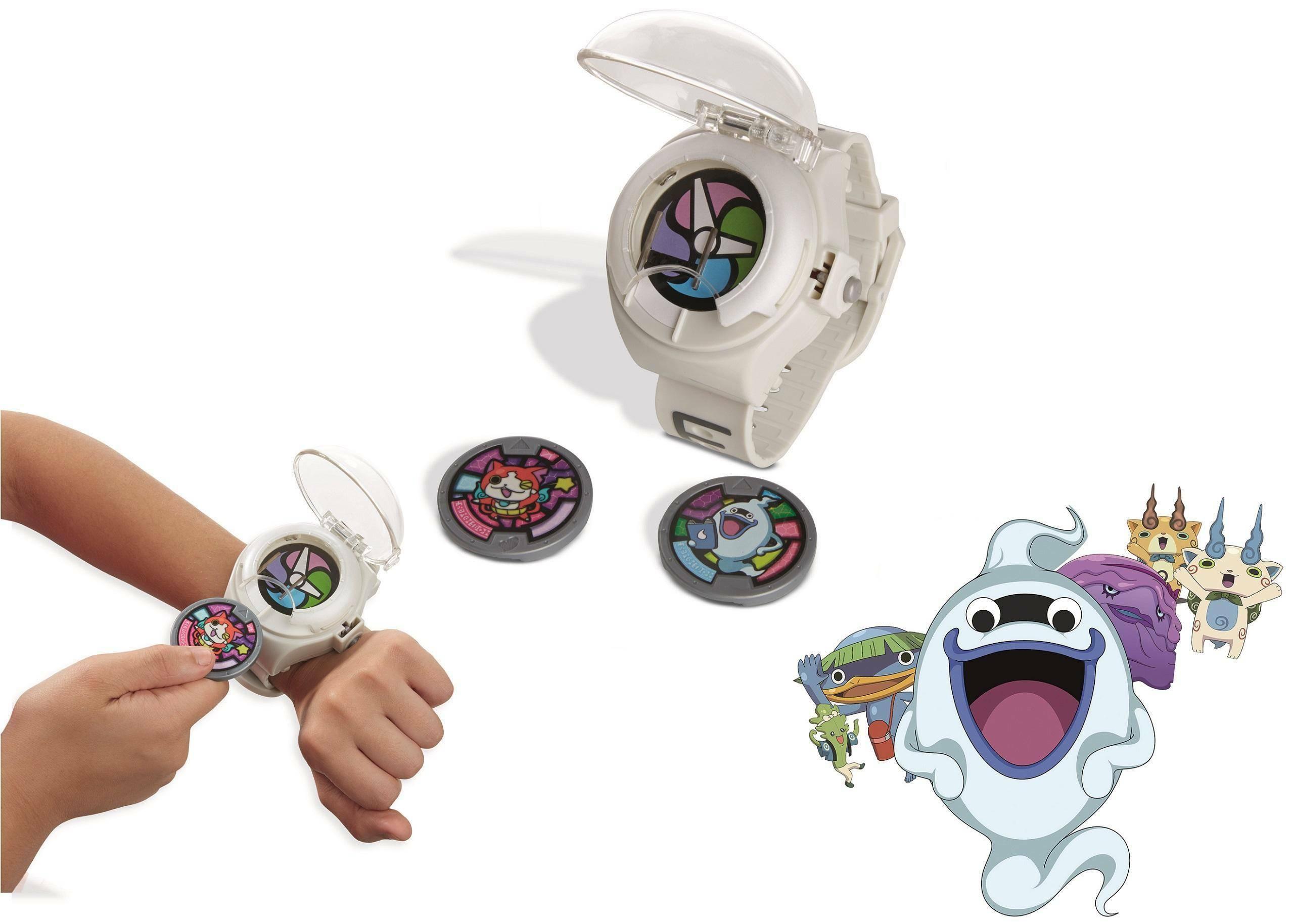hasbro - mb hasbro - mb yokai watch orologio