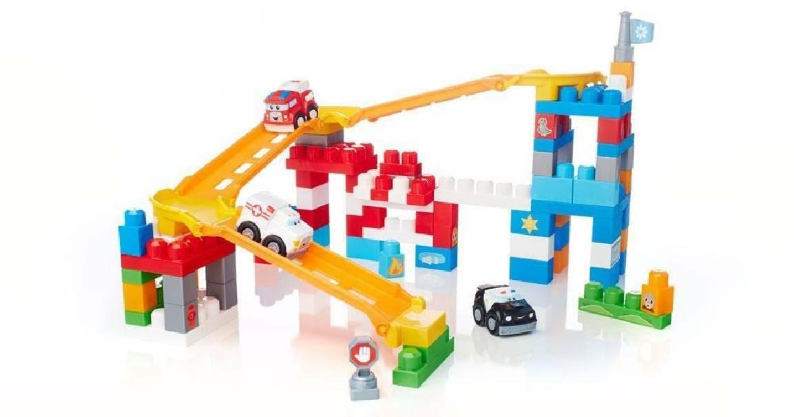 mega bloks mega bloks prime costruzioni squadra di soccorso