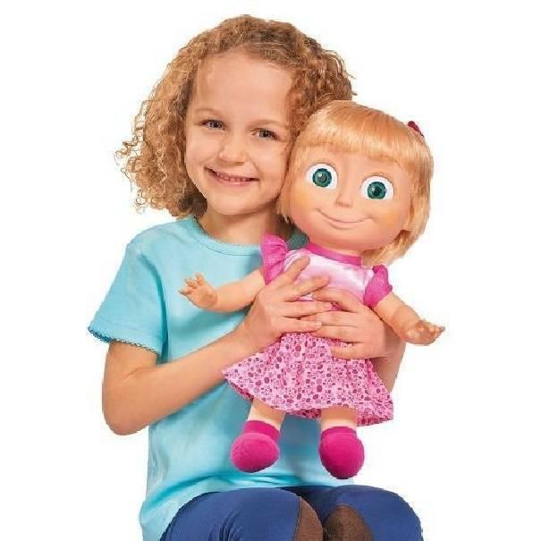 simba simba masha bambola parla e ride