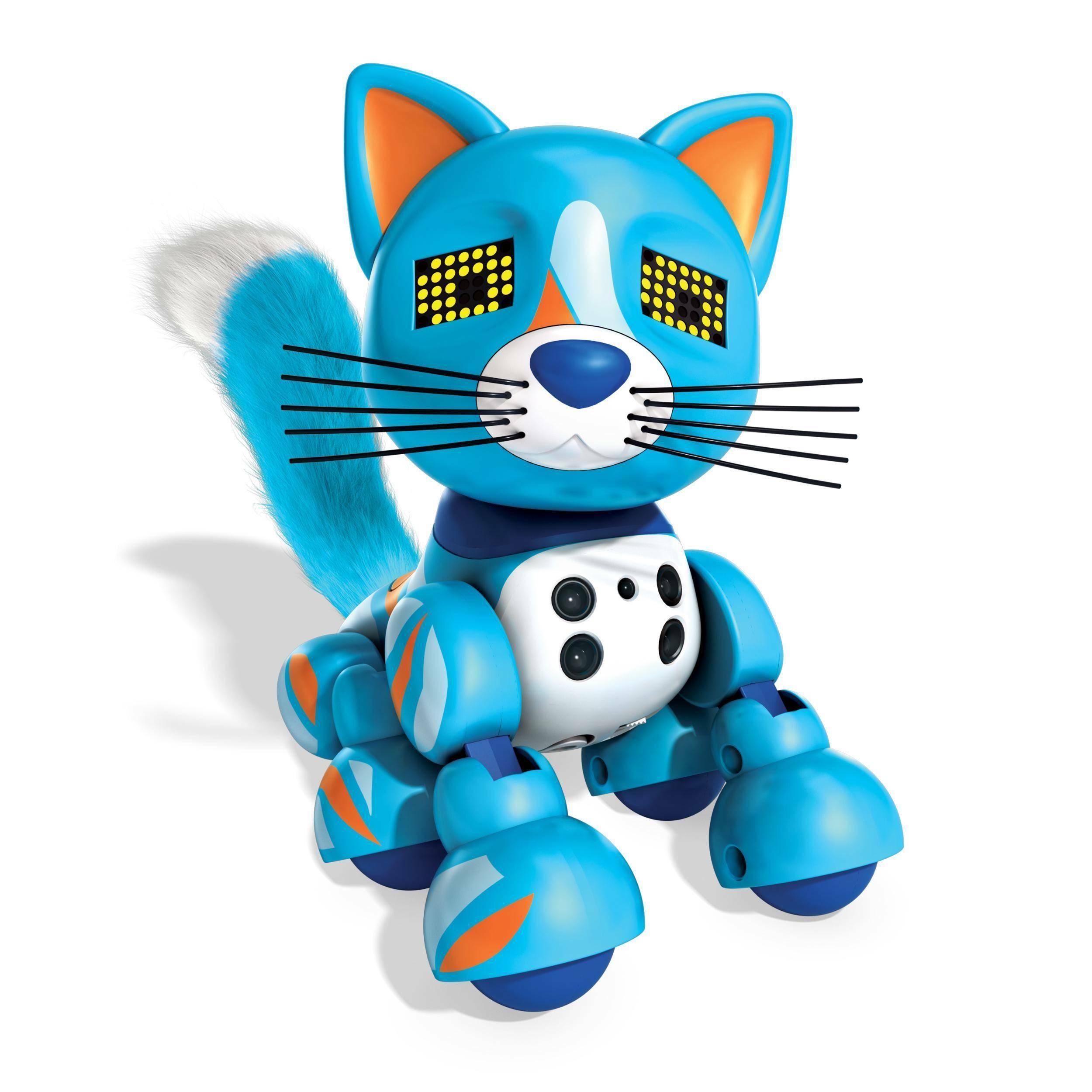 spinmaster spinmaster zoomer gatto meowzies
