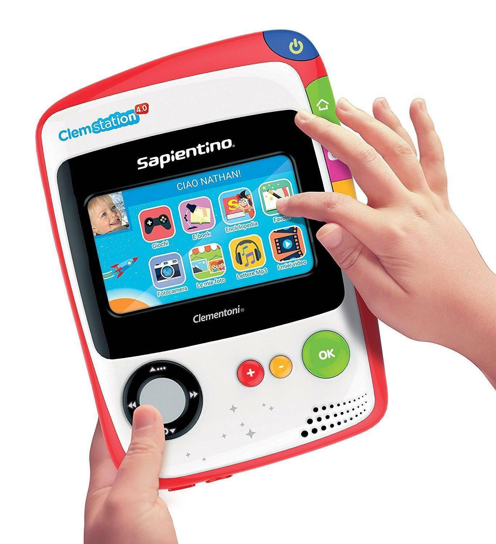 clementoni clementoni clemstation 4.0 tablet educativo