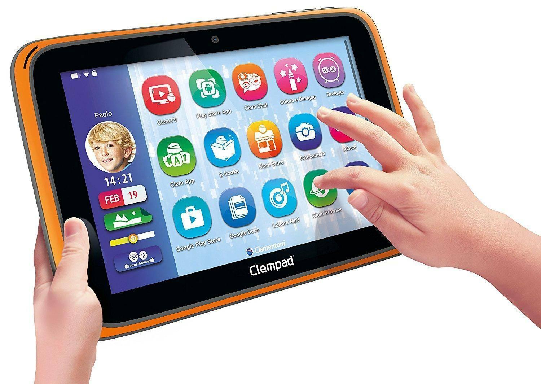 clementoni clementoni clempad pro tablet plus