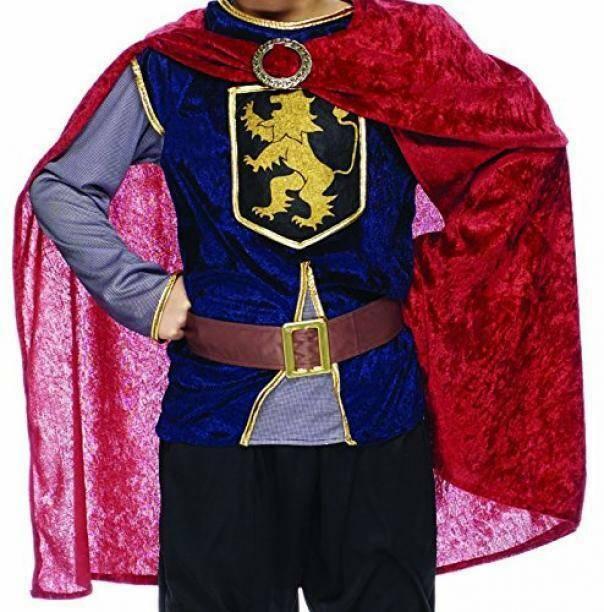 rubies rubies costume il re bambino taglia s