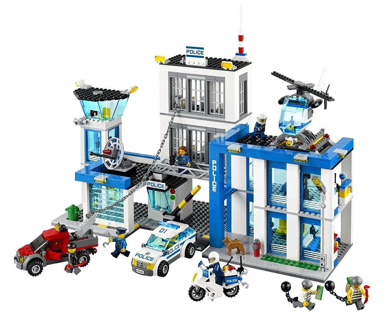 lego stazione di polizia lego 60141