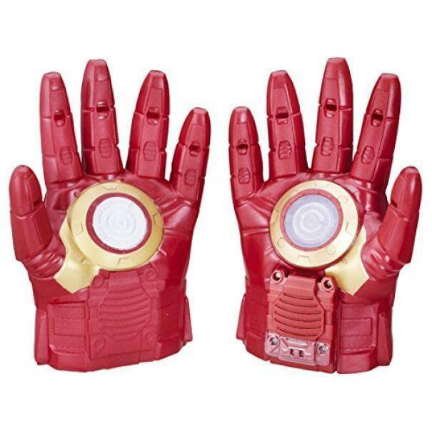 hasbro - mb hasbro - mb avengers guanti iron man