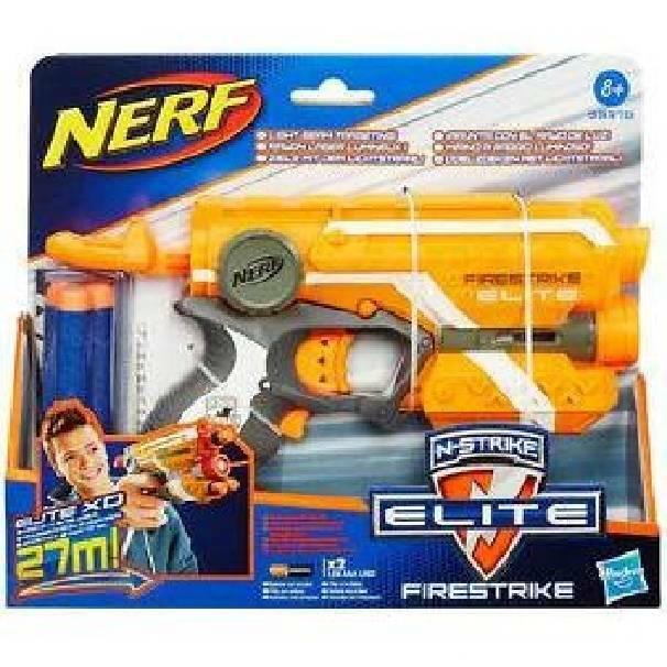 hasbro - mb hasbro - mb nerf nstrike elite firestrike blaster