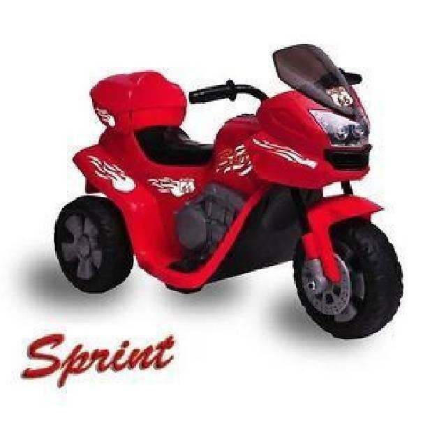 biemme biemme moto sprint elettrica 6v