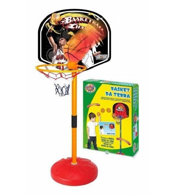 giochi preziosi giochi preziosi basketball da terra con tabellone