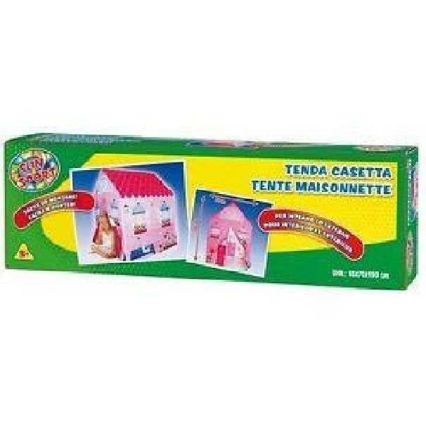 giocheria giocheria casetta rosa